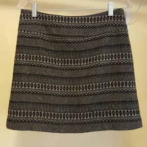 Dalia collection modern fit skirt size 6